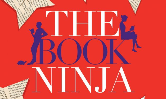 Review: The Book Ninja by Ali Berg & Michelle Kalus