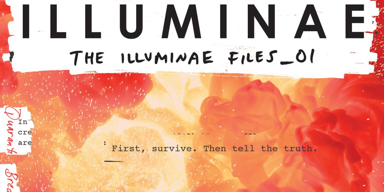 Review: Illuminae by Jay Kristoff & Amie Kaufman