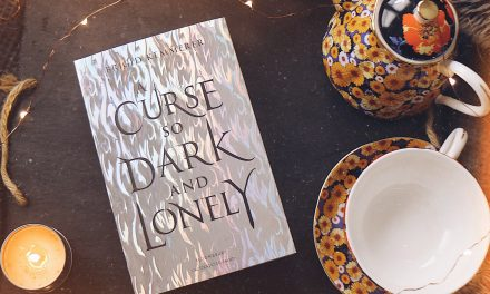 Review: A Curse So Dark and Lonely by Brigid Kremmerer