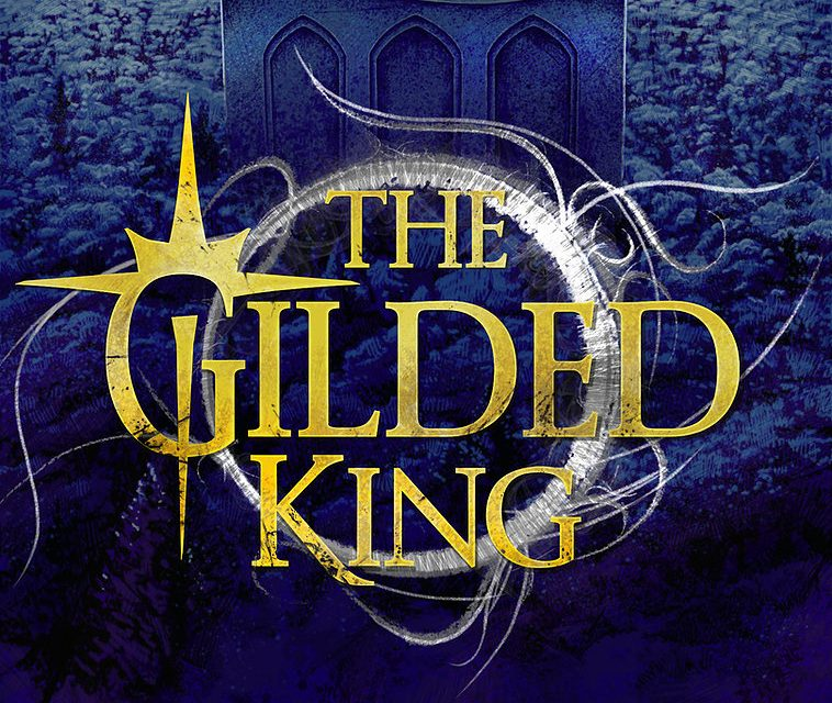 Review: The Gilded King (Sovereign #1) by Josie Jaffrey