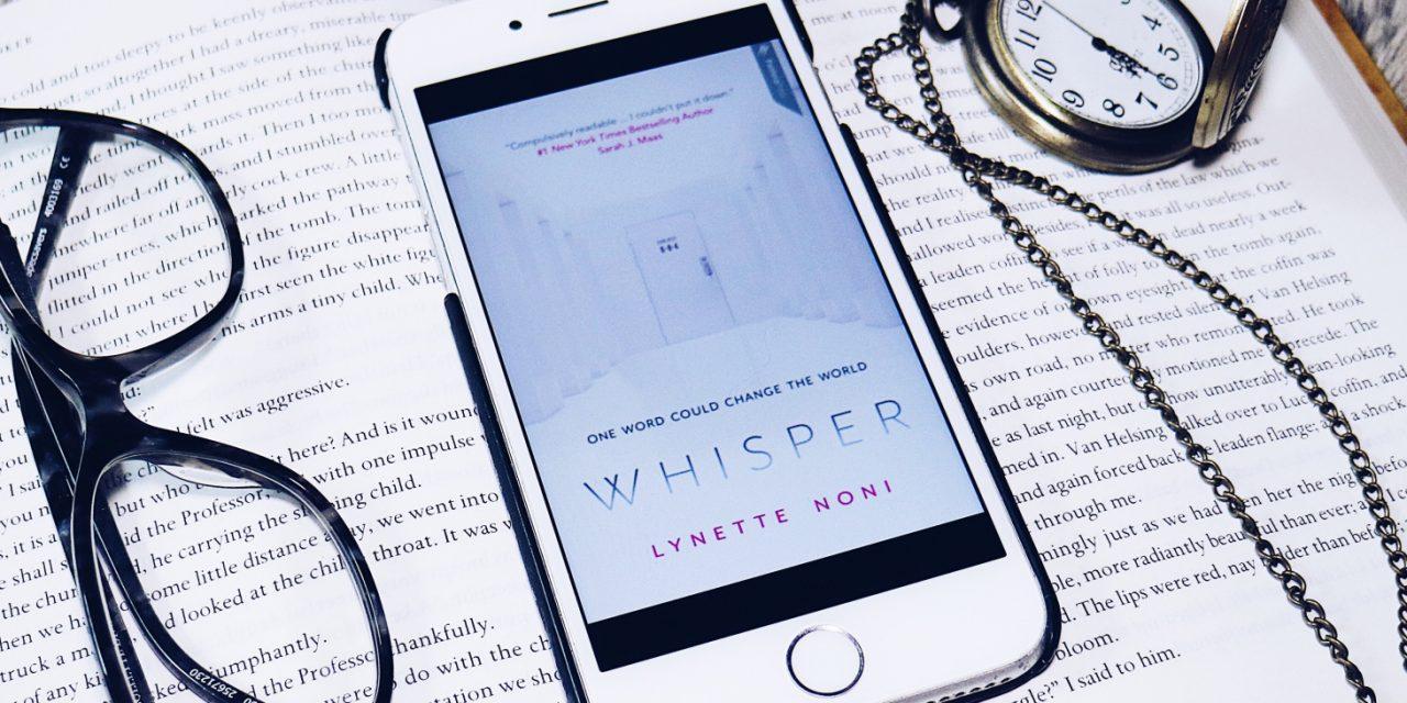 Review: Whisper by Lynette Noni