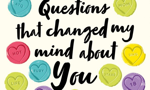Review: 36 Questions That Changed My Mind About You