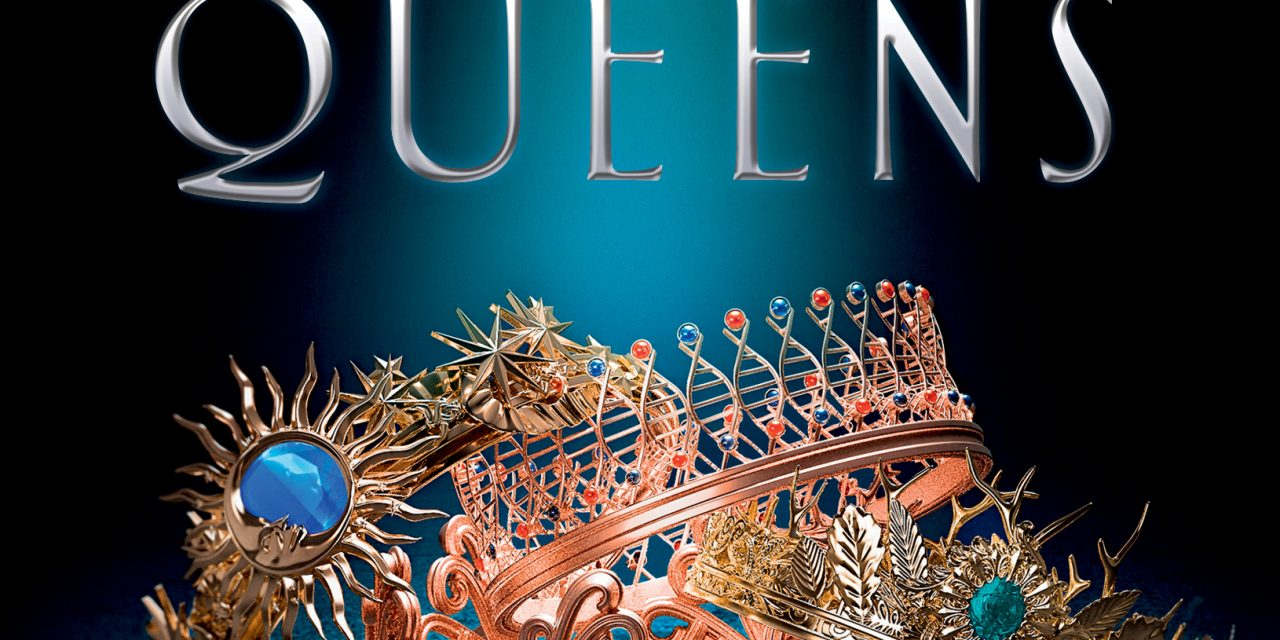 Review: Four Dead Queens by Astrid Scholte