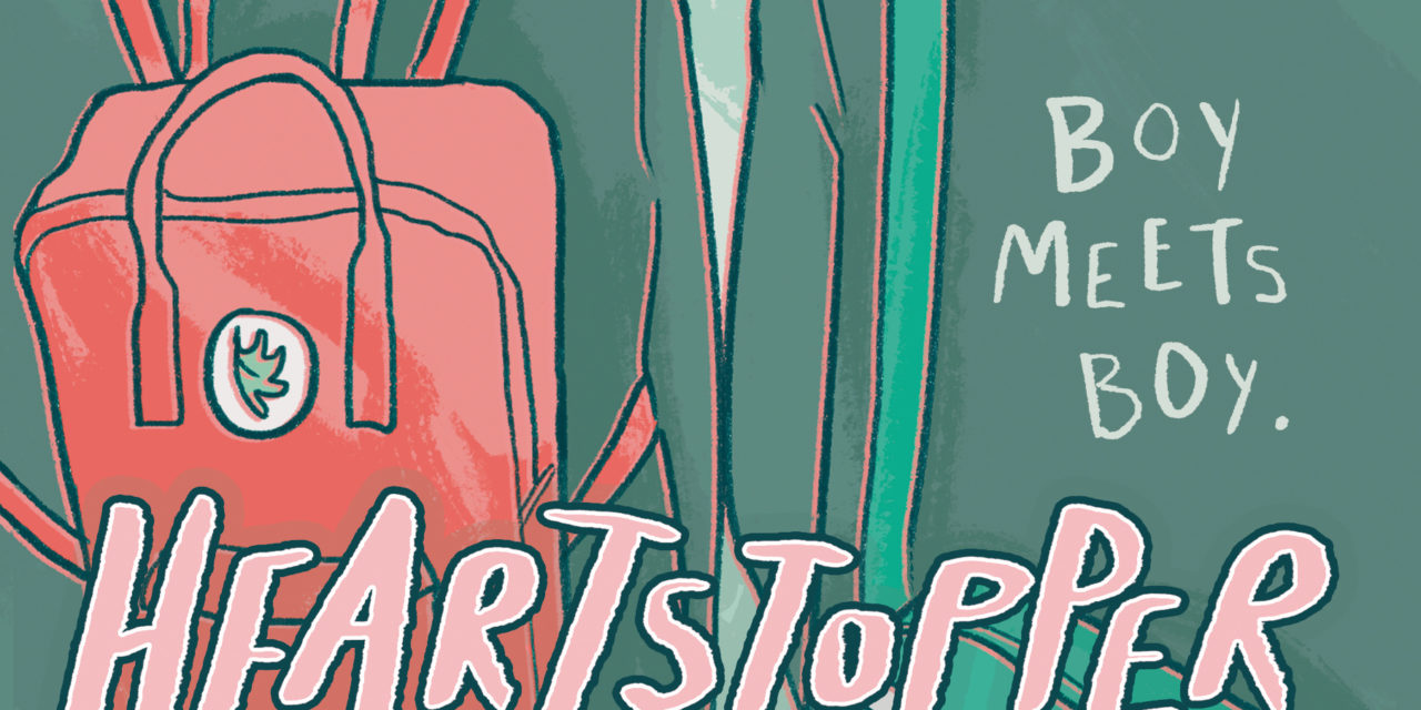 Review: Heartstopper Vol. 1 By Alice Oseman