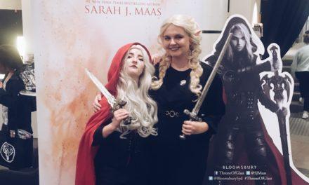 Author Talk: The Queen – Sarah J Maas