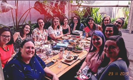 When Christmas Comes Early – #SYDBOOKBRUNCH