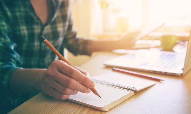 Novel Update: Writing A New Adult Fantasy Manuscript
